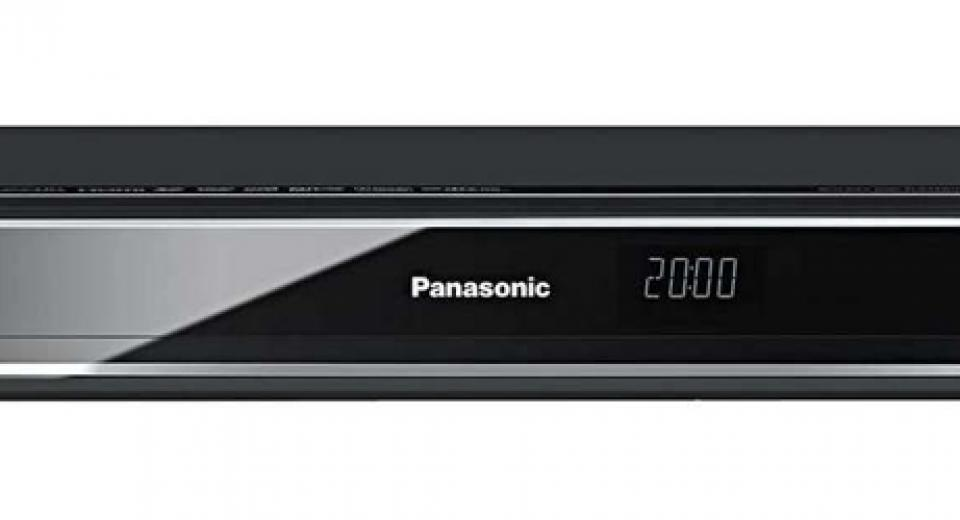 Panasonic DMR-PWT-520EB 3D Blu-ray Freeview HD Recorder Combi Review