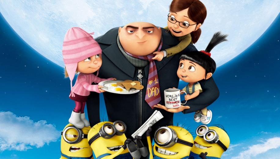 Despicable Me Ultra HD Blu-ray Review