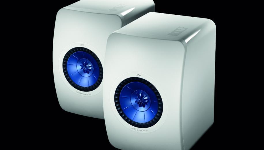 KEF LS50 Speaker Review