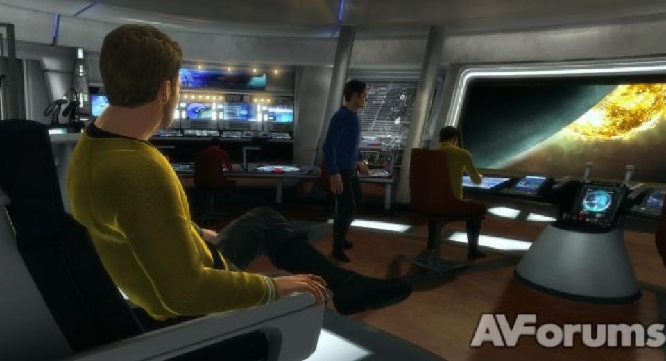 Star Trek PS3 Review
