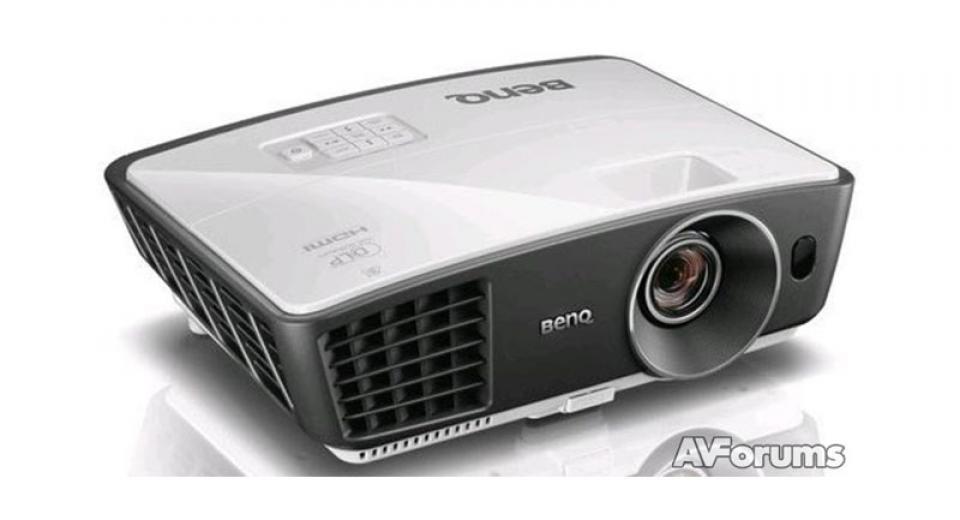 BenQ W750 HD Ready 3D DLP Projector Review