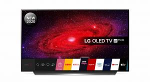 LG 48-inch CX (OLED48CX) TV Review