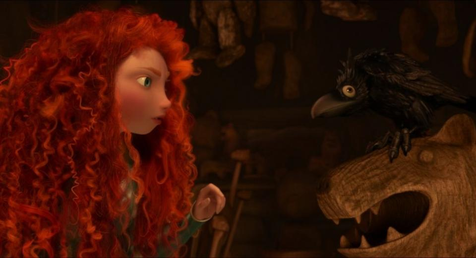 Brave 3D Blu-ray Review