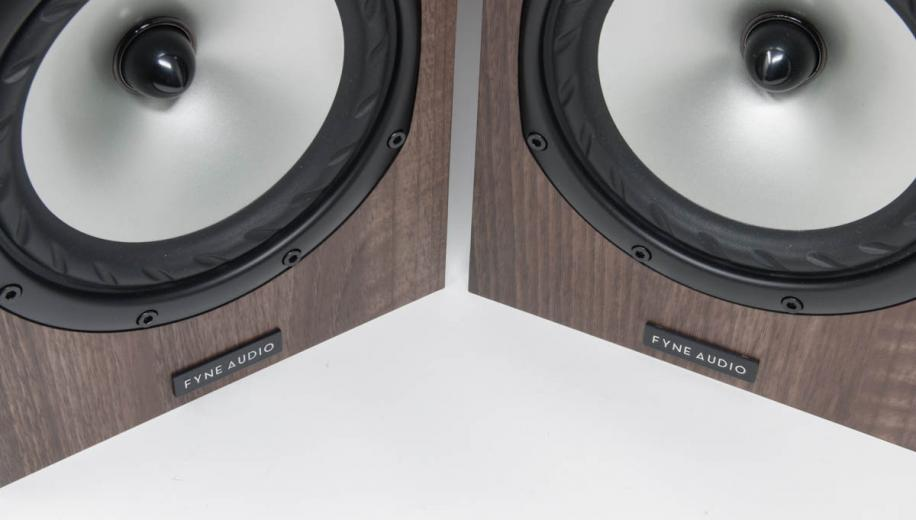 Fyne Audio F301 Standmount Speaker Review