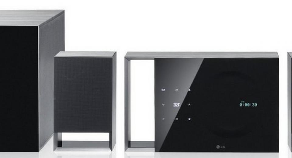 LG BH5320F 3D Blu-ray Playback & 2.1 Home Cinema System Review