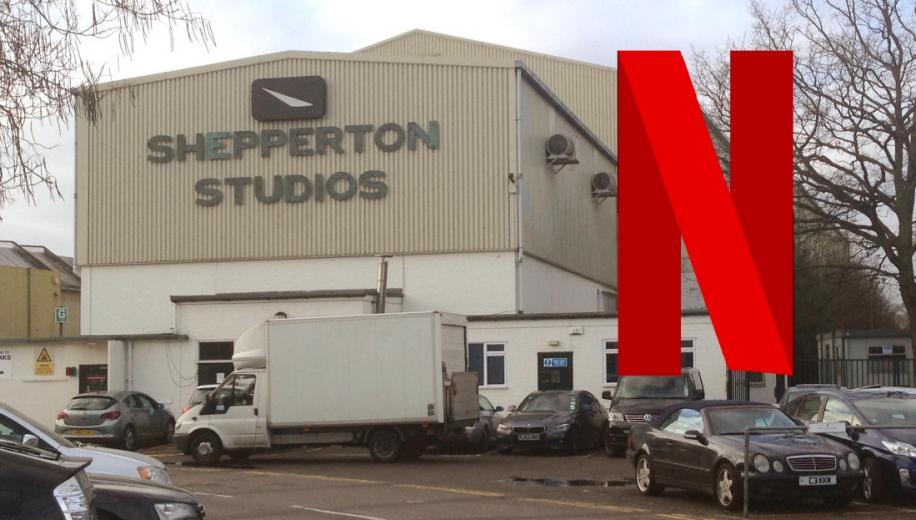 Netflix creates UK production centre and expands into Europe