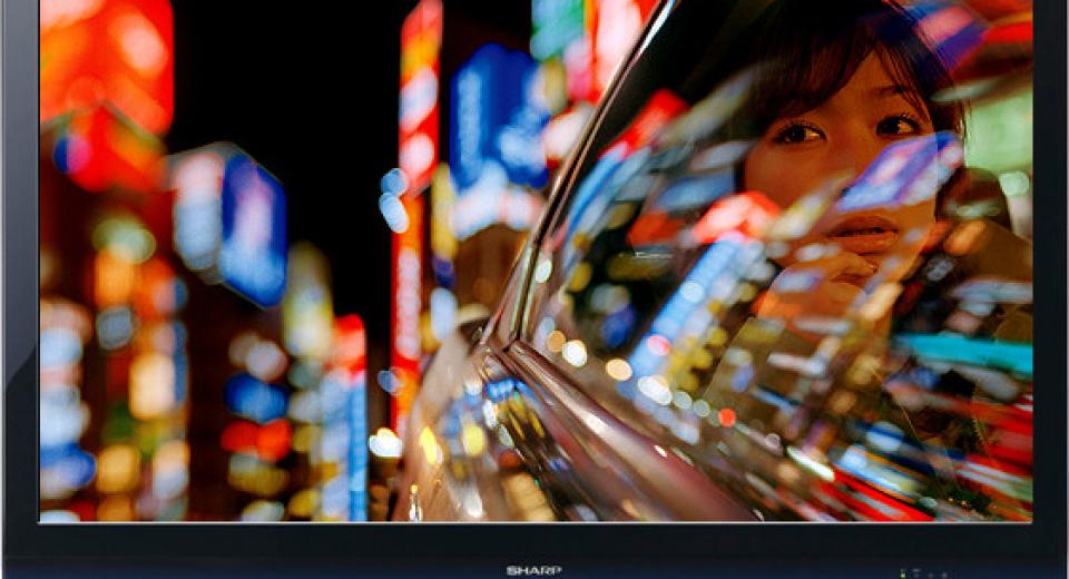 Sharp LE700 (LC-46LE700) LCD TV Review