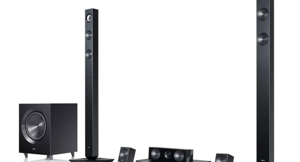 LG BH7420P 3D Blu-ray Player and 5.1 Home Cinema System Review