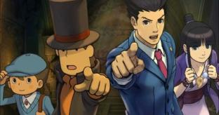 Professor Layton vs. Phoenix Wright: Ace Attorney Review