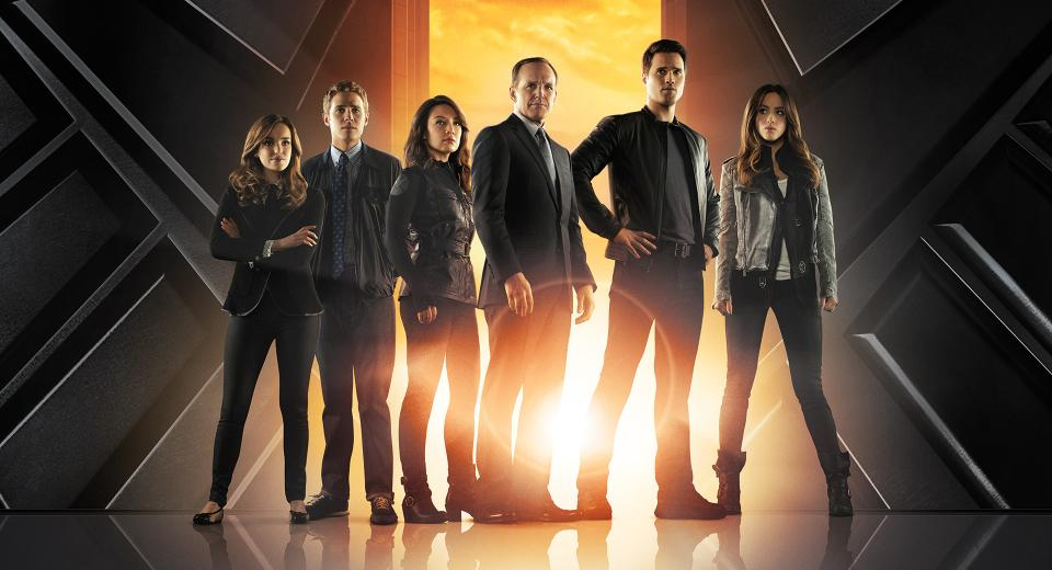 Agents of SHIELD Season 1 Blu-ray Review