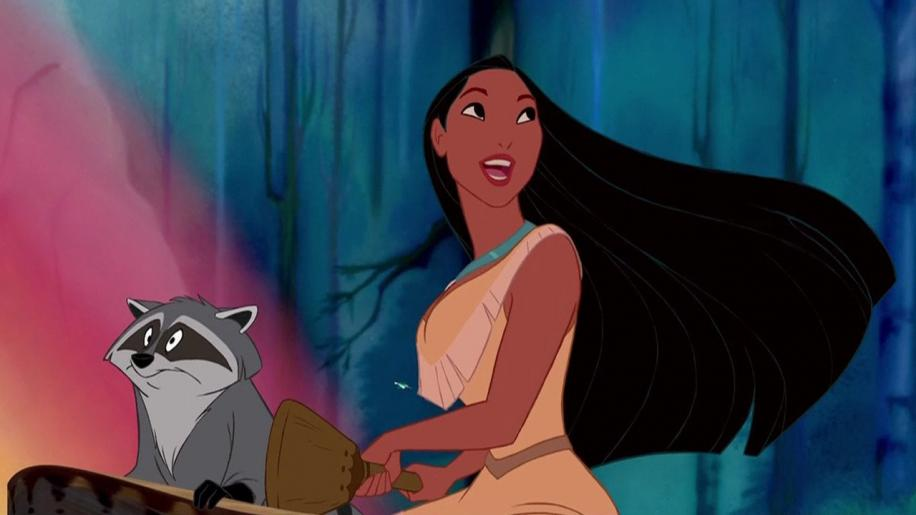 Pocahontas DVD Review