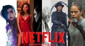 What's new on Netflix UK for November 2021