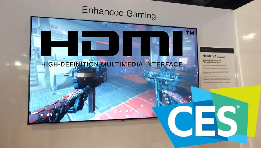 CES VIDEO: HDMI 2.1 Enhanced Gaming Features