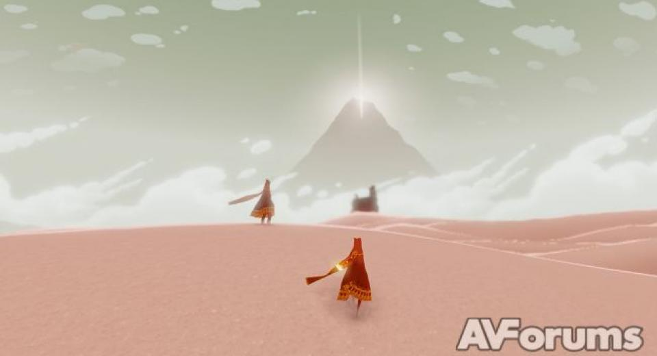 Journey PS3 Review