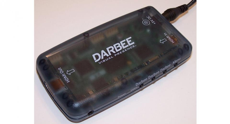 DarbeeVision Visual Presence (DVP 5000) Video Enhancement Device Review