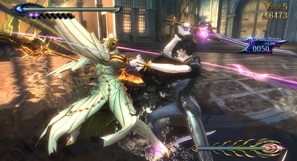 Bayonetta 2 Wii U Review