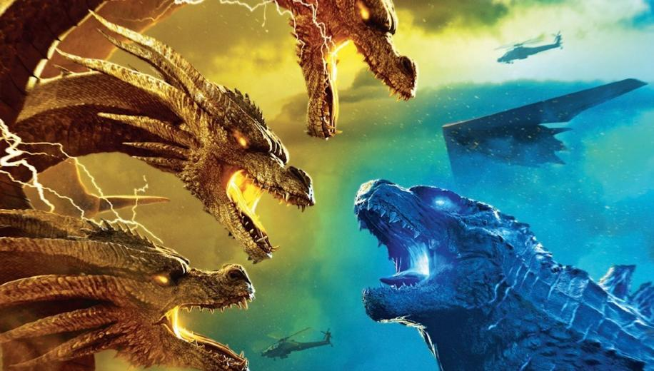 Godzilla: King of the Monsters 4K Blu-ray Review