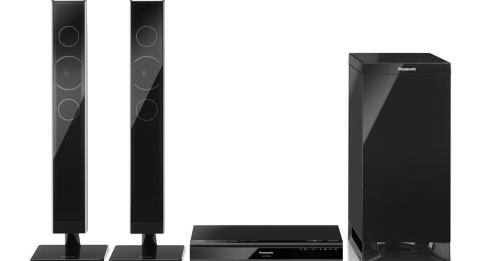 Panasonic SC-HTB550 2.1-channel Soundbar Review