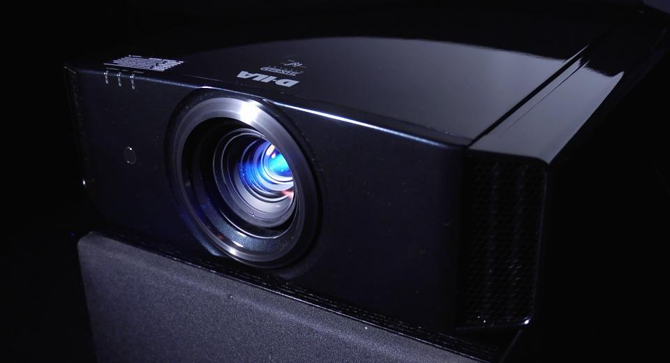 JVC X700 (DLA-X700R) 3D D-ILA Projector Review