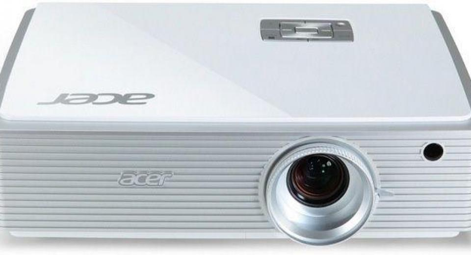 Acer K750 LED/Laser Hybrid DLP Projector Review