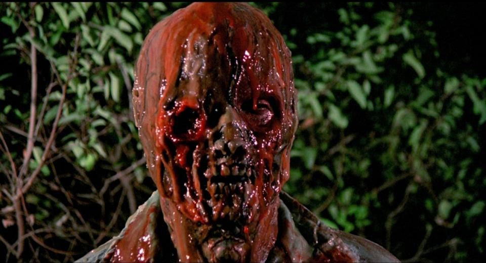 The Incredible Melting Man Blu-ray Review