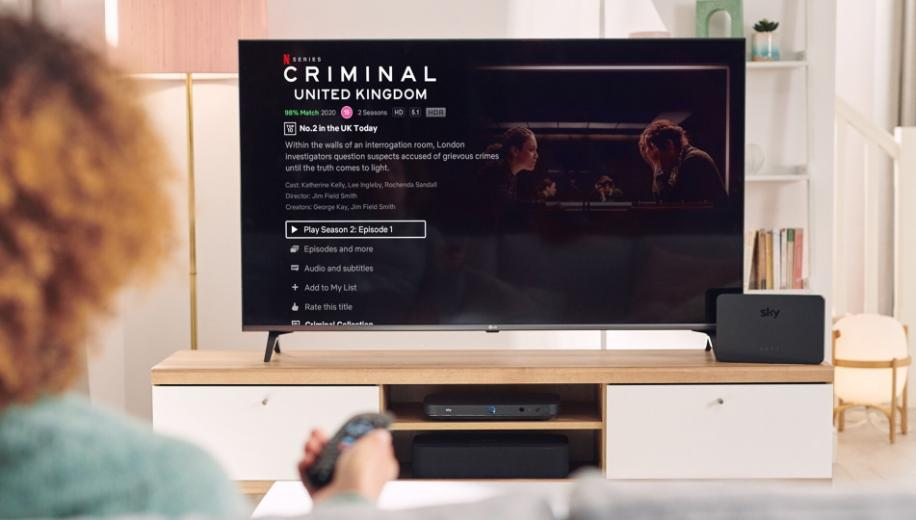 Sky Q now offers HDR on Netflix