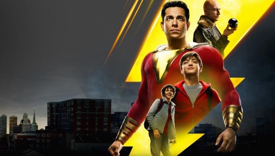Shazam! 4K Blu-ray Review