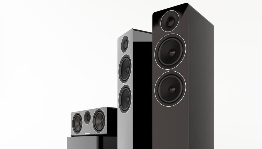 Acoustic Energy AE300 5.1 Speaker Package Review