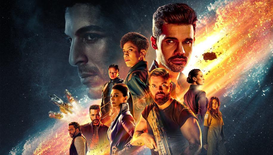 The Expanse Season 5 (Amazon) TV Show Review