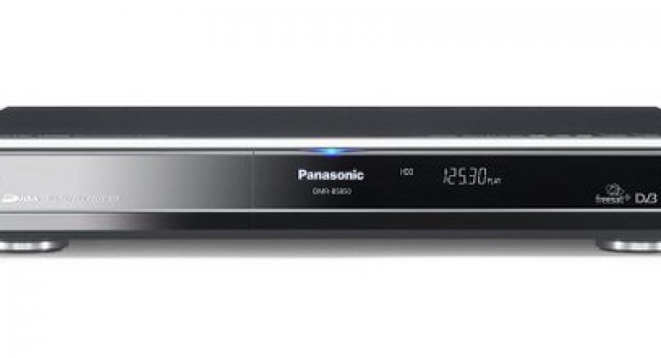 Panasonic DMR-BS850 Freesat HD Blu-ray Recorder Review