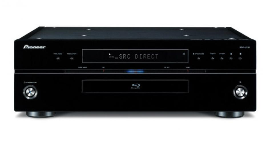 Pioneer BDP-LX91 Blu-ray Disc Player Review