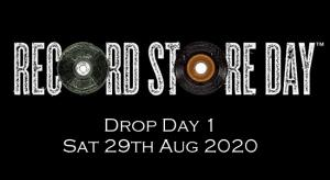 Record Store Day 2020 first 'Drop' due on 29th Aug