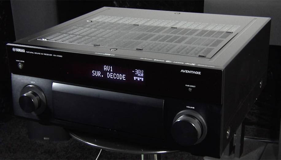 Yamaha RX-A1060 7.2 Channel AV Receiver Review