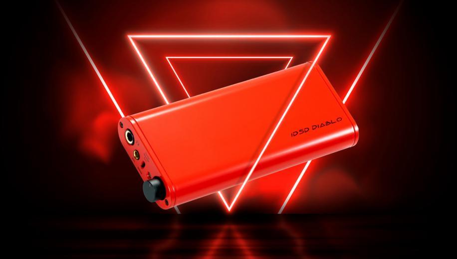 iFi Audio launches iDSD Diablo DAC/Headphone amp