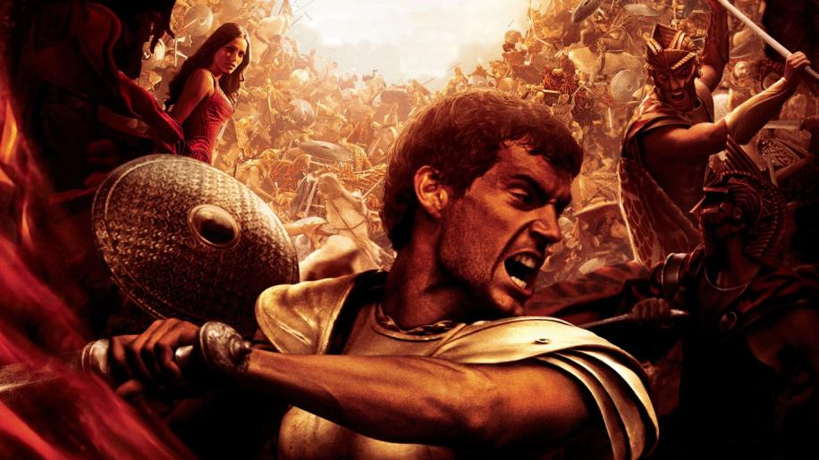Immortals Movie Review