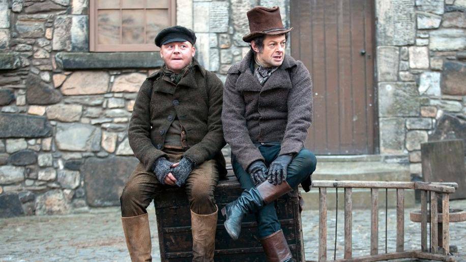 Burke and Hare Movie Review