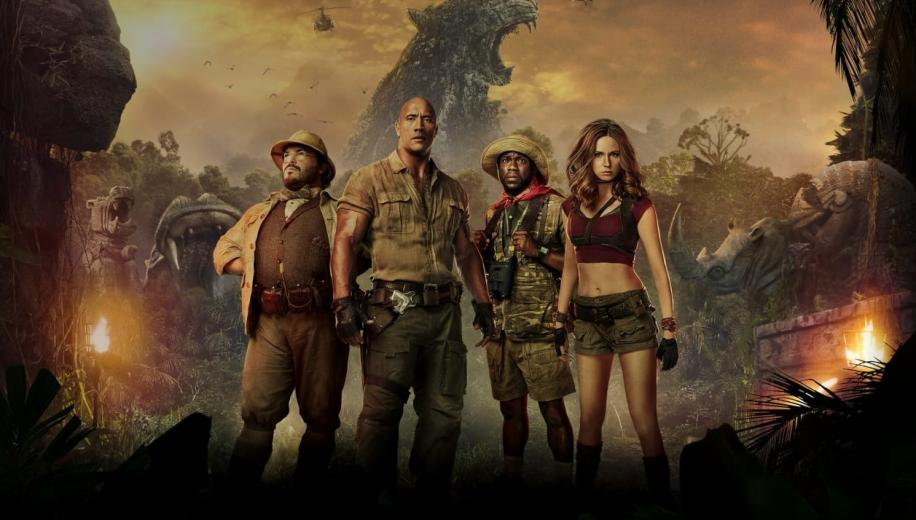 Jumanji: Welcome to the Jungle Ultra HD Blu-ray Review