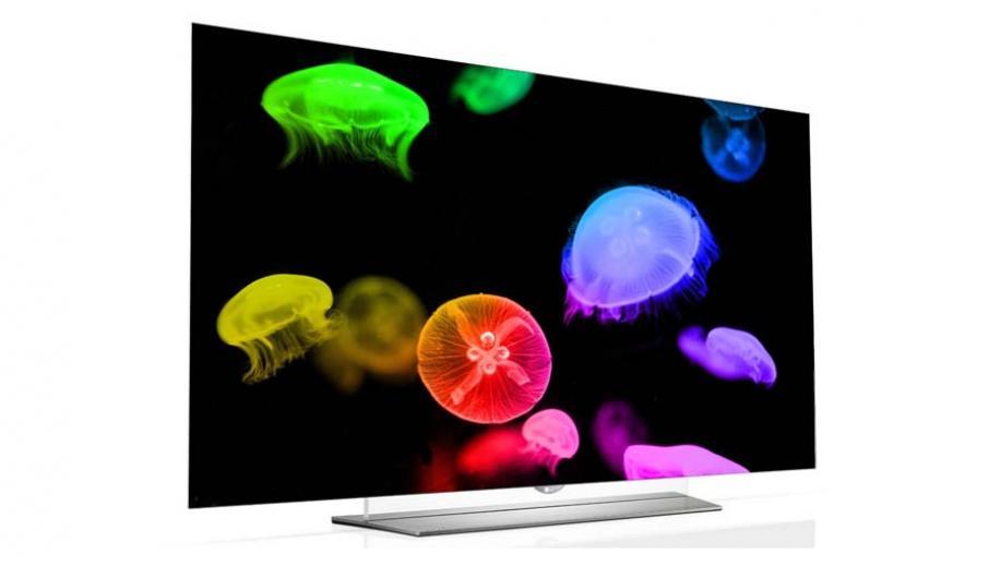 LG 65EF950V (EF950/ EF9500) 4K OLED TV Review