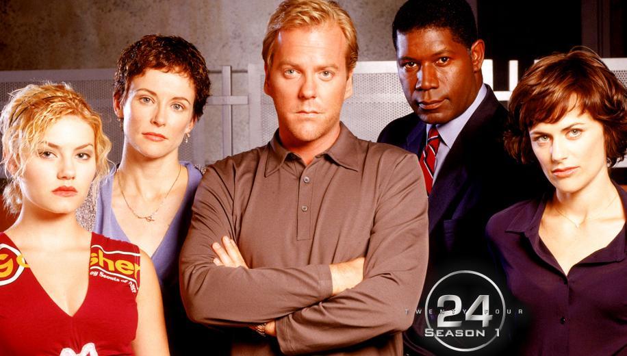 24: Season One DVD Review