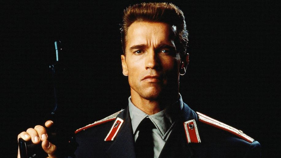 Red Heat DVD Review
