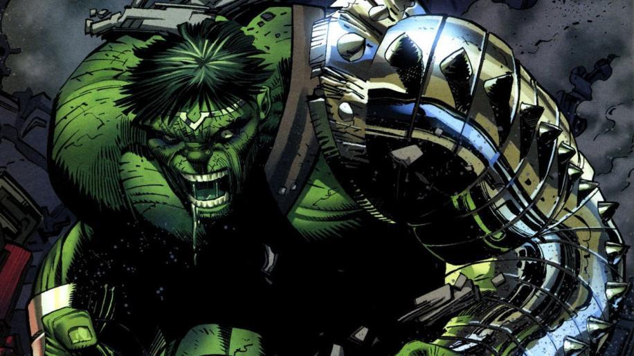 Planet Hulk Movie Review