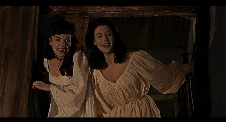 The Brides of Dracula Blu-ray Review