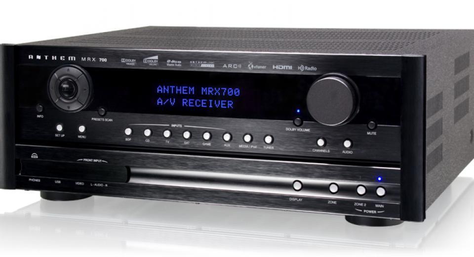 Anthem MRX 700 AV Receiver
