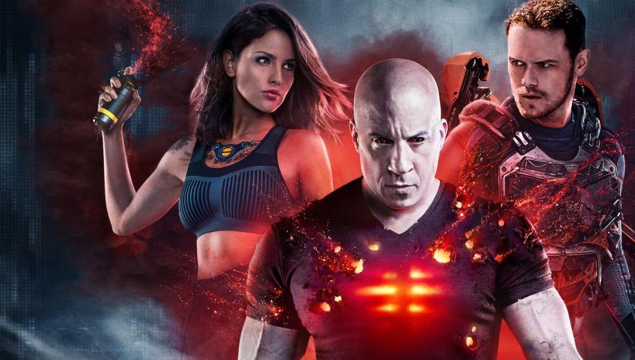 Bloodshot 4K Blu-ray Review