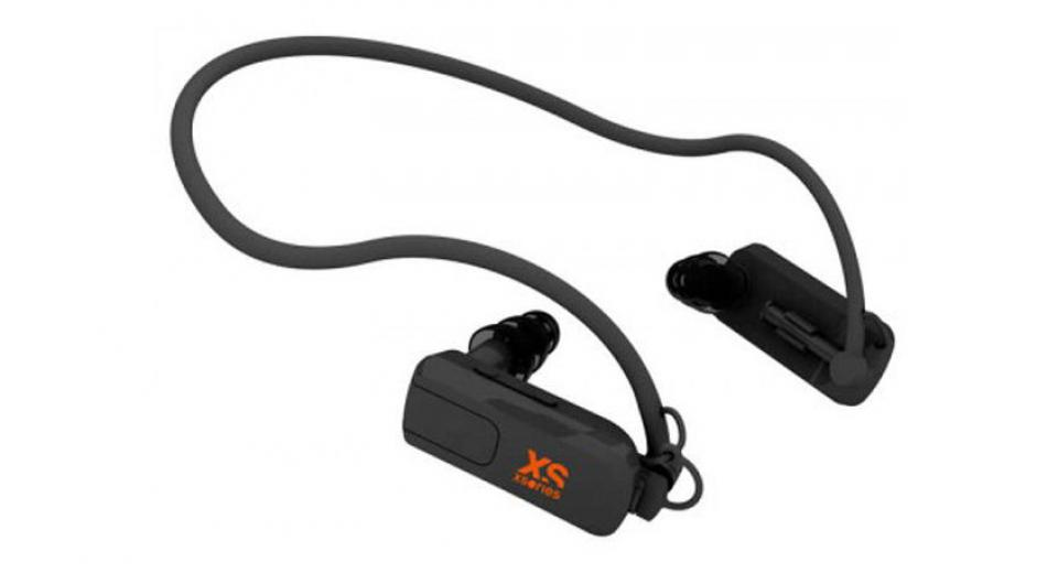 XSories Aqua Note Waterproof Headphones with MP3 Player Review