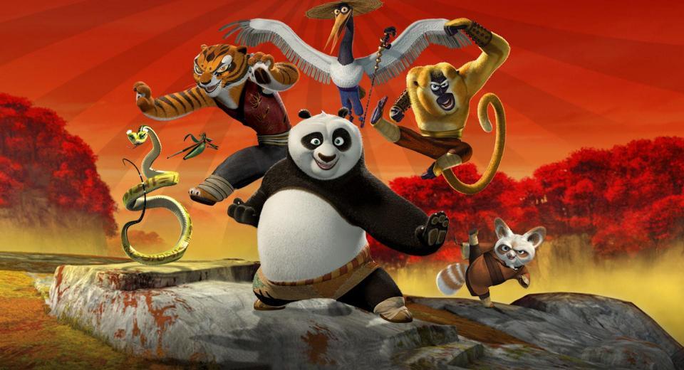 Kung Fu Panda Movie Review