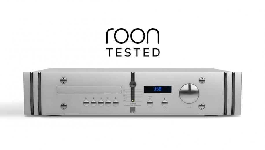 ATC CDA2 Mk2 CD DAC pre-amplifier gains Roon Tested Certification