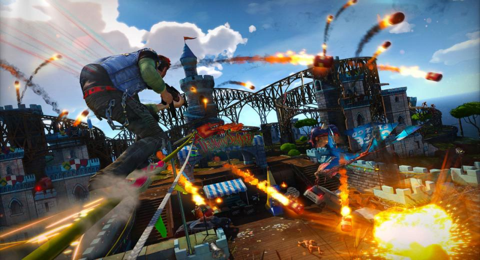 Sunset Overdrive Xbox One Review