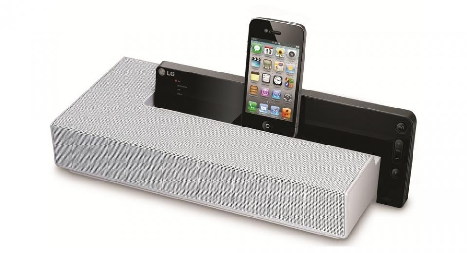 LG ND4520 Audio Docking Speaker with Bluetooth Streaming Review