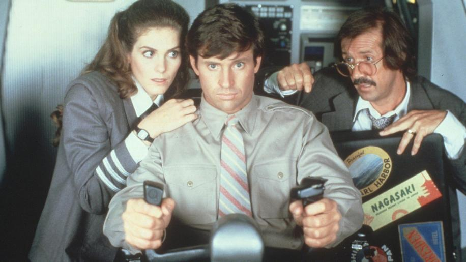 Airplane / Airplane II Collectors Edition DVD Review